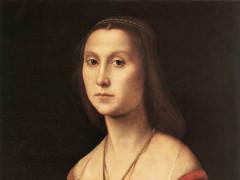 La Muta - Raffaello Sanzio