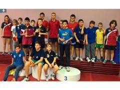 Stage giovani al Centro Olimpico Tennistavolo Senigallia