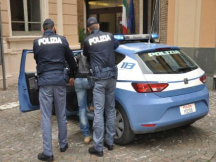 Arresto Polizia ad Ancona