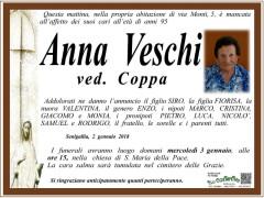 Necrologio Anna Veschi