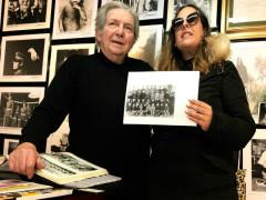 Giorgio Pegoli e Michela Gambelli