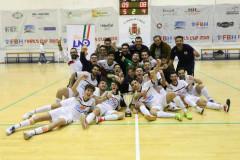 Under 21 dell'Ostrense C5 trionfa in Coppa Marche