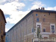 Piazza Rinascimento a Urbino