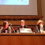 Presentazione di Innocue Follie, libro di Stefania Piantanelli, al centro