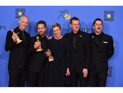 Premiazioni ai Golden Globes 2018