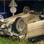 Incidente stradale a Ponte Lucerta