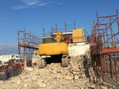 restyling al porto di Senigallia
