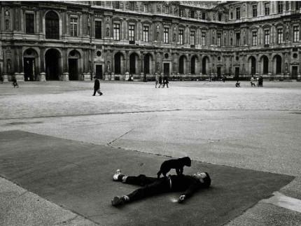 Fotografia di Robert Doisneau