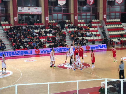 Basket Teramo - Pallacanestro Senigallia
