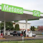 Distributore metano GPL