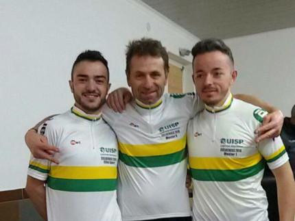 Antonio Macculi, Alessio Olivi, Cristian Tarsi
