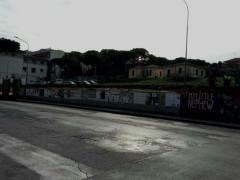 Via Cellini, parcheggio via Cellini