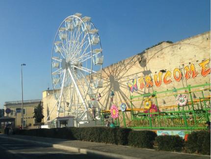 Ruota panoramica Carnevale Fano