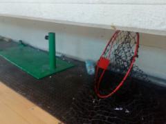 Il Palazzetto dello Sport di Ostra lasciato nell'incuria