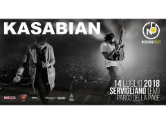 Concerto dei Kasabian