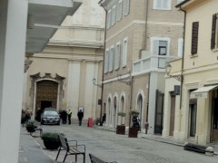 Funerali Mazzanti alla chiesa di San Martino