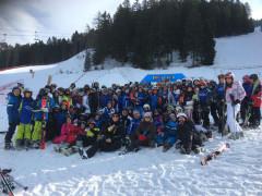 Studenti Fagnani in Trentino