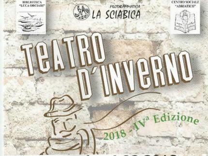 """""""Teatro d'inverno"""", manifesto"""