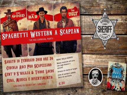 Carnevale a Scapezzano