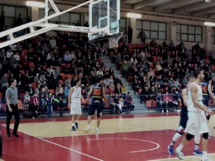 Pallacanestro Senigallia - Giulianova
