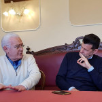 Saverio Marconi e Maurizio Mangialardi