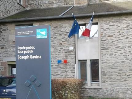 Liceo di Treguier, in Francia
