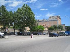 Parcheggio pesa pubblica