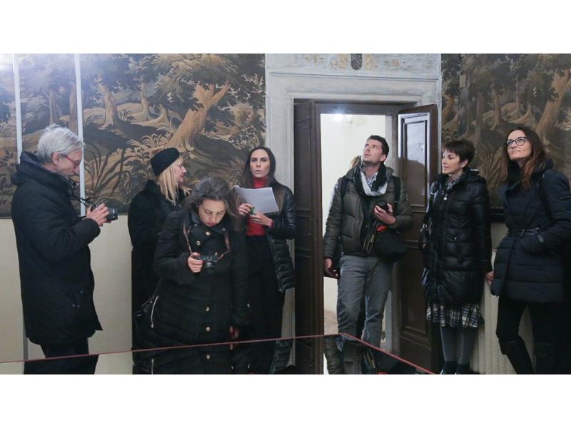 Blogger tour al Palazzetto Baviera di Senigallia