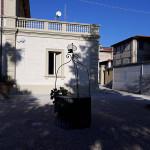 Giardino interno del Palazzo Conti Augusti Arsilli