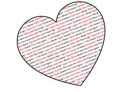 San Valentino, amore