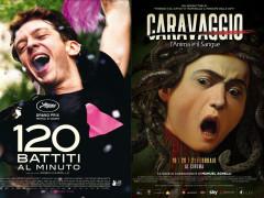 120 battiti al minuti e Caravaggio - L'anima e il sangue