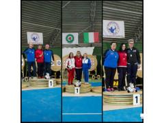 Ottimi i risultati ottenuti dalla ASD ASSTA ARCIERI SENIGALLIA al Campionato Regionale