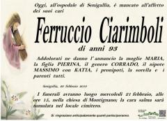 Ferruccio Ciarimboli