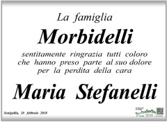 Morte Maria Stefanelli