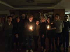 Rotaract Club Senigallia aderisce a M'illumino di meno