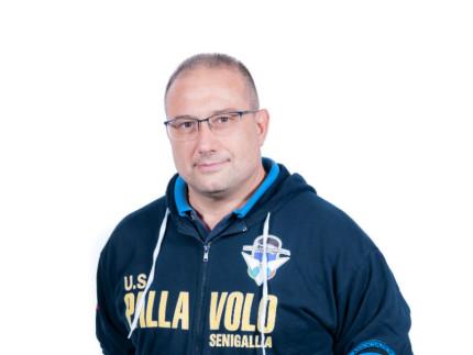 Roberto Paradisi - US Pallavolo Senigallia