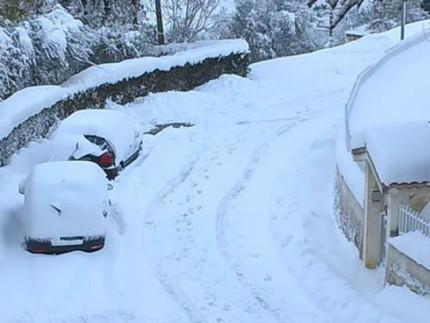Neve a Ostra - Foto Luigi Barigelli