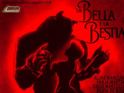 La Bella e la Bestia al Teatro Nuovo Melograno