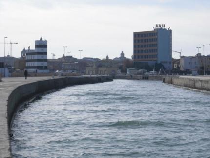 Porto della Rovere, porto canale di Senigallia