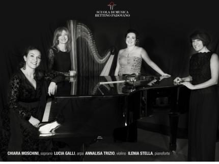 """al Teatro Nuovo Melograno: """"Omaggio alla femminilità"""""""