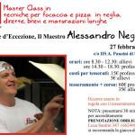 Incontro con Alessandro Negrini