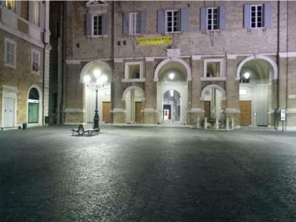 Piazza Roma, Municipio di Senigallia