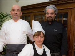Lo staff di Massimo Biagiali
