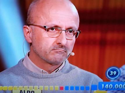 Aldo Filipponi concorrente di Avanti un altro