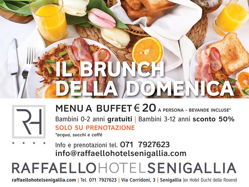 Raffaello Hotel Senigallia - Brunch della domenica