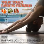 Raffaello Hotel Senigallia - Yoga in terrazza