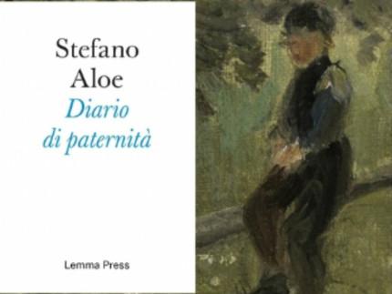 "Copertina ""Diario di paternità"""
