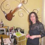 Flavia Greco di Noir @ Blanc a Marzocca di Senigallia