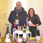 Gennaro Campanile con Flavia Greco di Noir @ Blanc a Marzocca di Senigallia