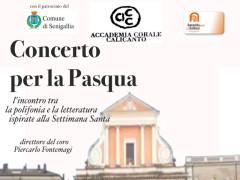 """L'Accademia Corale Calicanto presenterà """"Concerto per la Pasqua"""""""